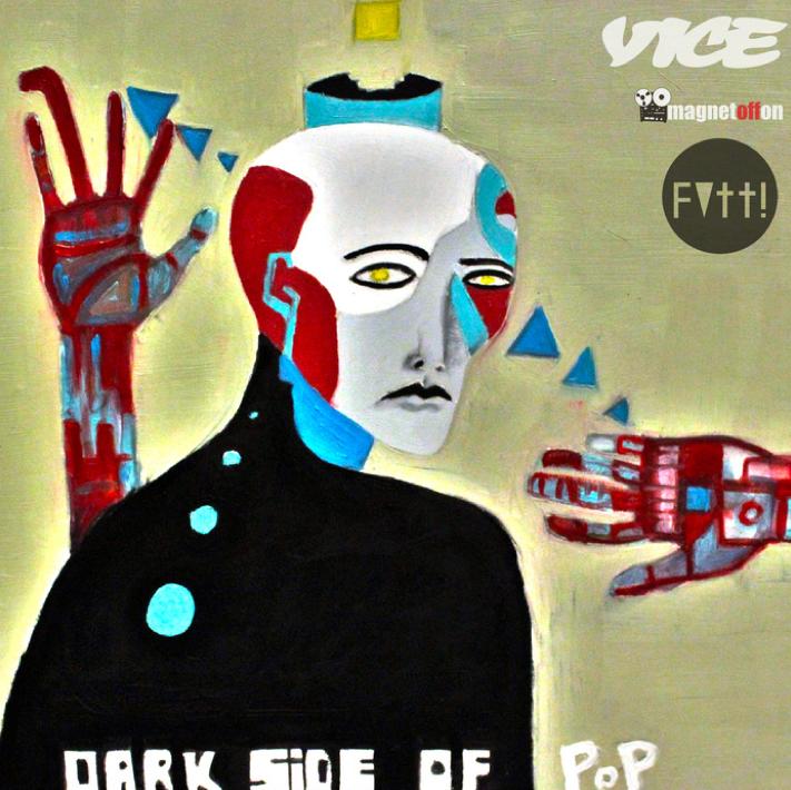 """Compilation: """"Dark Side Of Pop""""."""